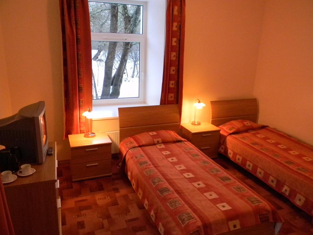 Essu Mõisa Külalistemaja tuba