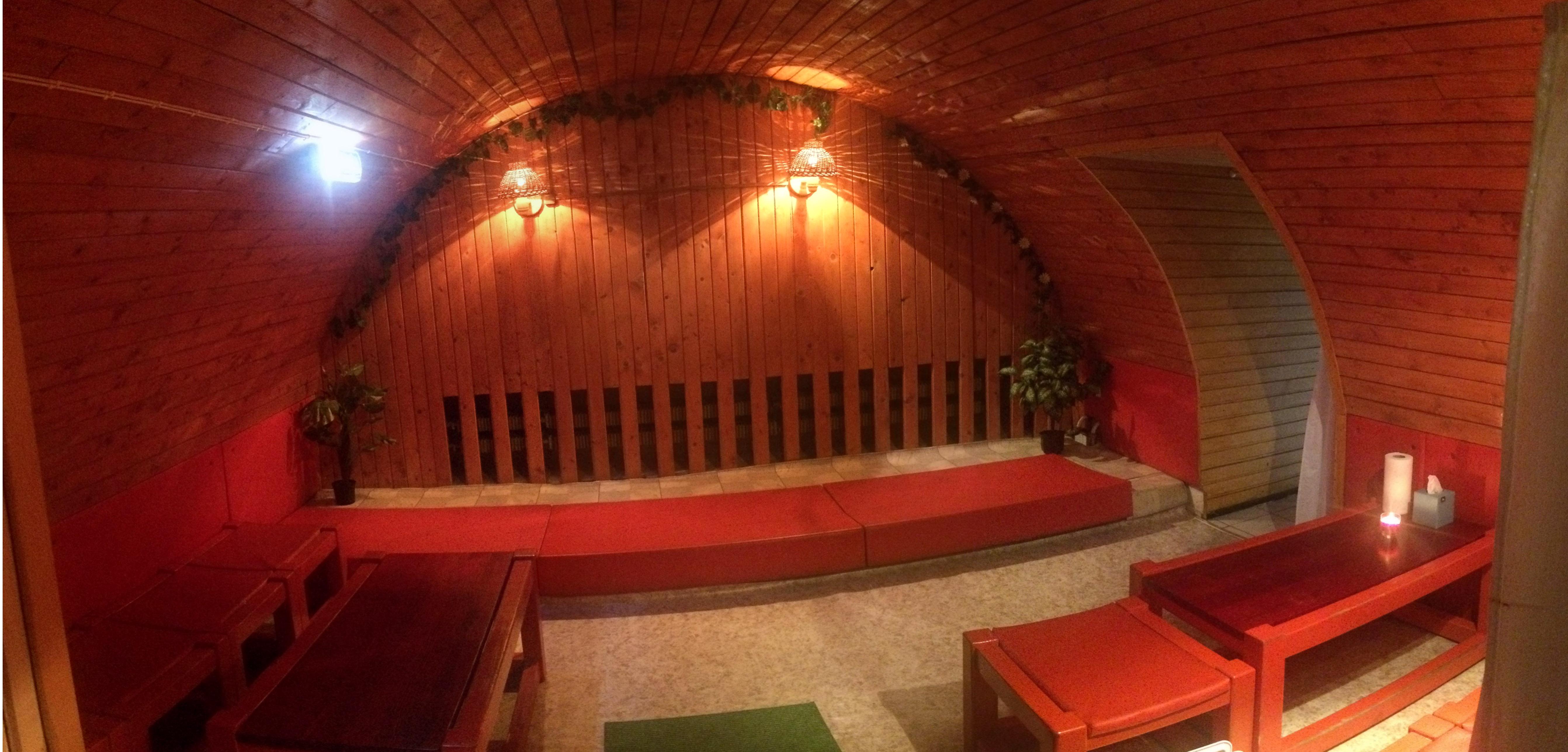 Essu Sauna eesruum