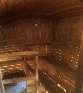 Essu Sauna leiliruum